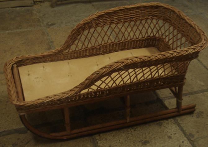Детская мебель - Плетеная мебель из